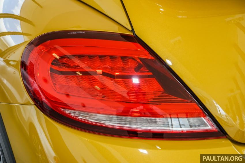GALLERY: Volkswagen Beetle Dune 1.4 TSI in Malaysia Image #578321