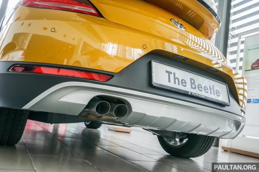 GALLERY: Volkswagen Beetle Dune 1.4 TSI in Malaysia Image #578322
