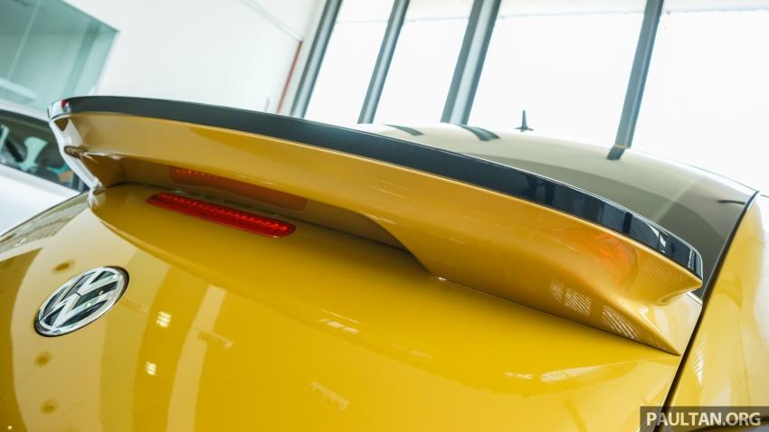GALLERY: Volkswagen Beetle Dune 1.4 TSI in Malaysia Image #578325