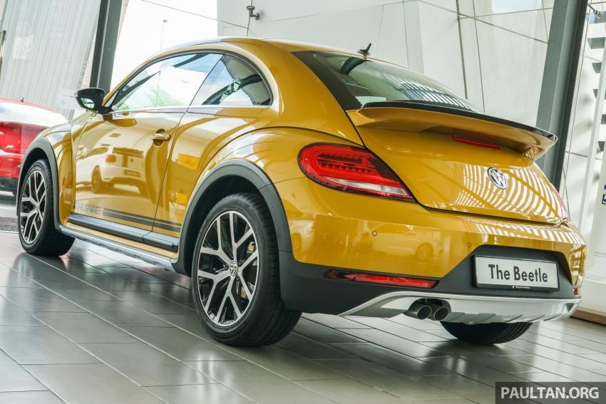 GALLERY: Volkswagen Beetle Dune 1.4 TSI in Malaysia Image #578309
