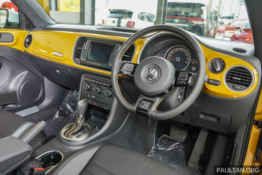 GALLERY: Volkswagen Beetle Dune 1.4 TSI in Malaysia Image #578328