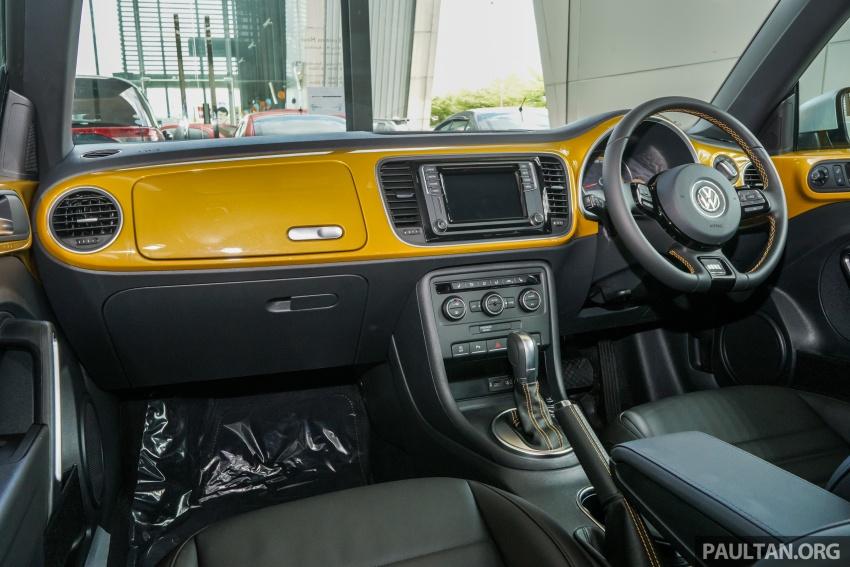 GALLERY: Volkswagen Beetle Dune 1.4 TSI in Malaysia Image #578331