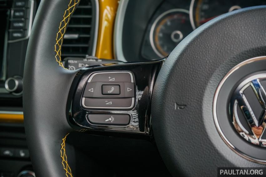 GALLERY: Volkswagen Beetle Dune 1.4 TSI in Malaysia Image #578332