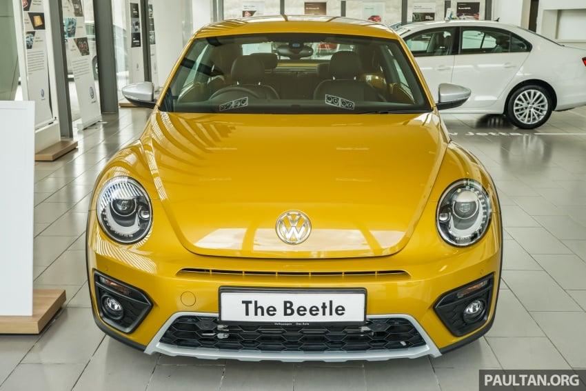 GALLERY: Volkswagen Beetle Dune 1.4 TSI in Malaysia Image #578310