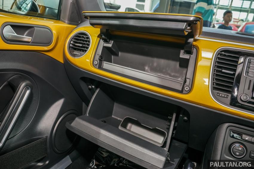 GALLERY: Volkswagen Beetle Dune 1.4 TSI in Malaysia Image #578343