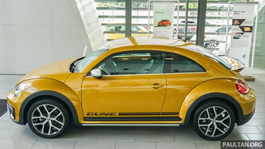 GALLERY: Volkswagen Beetle Dune 1.4 TSI in Malaysia Image #578311
