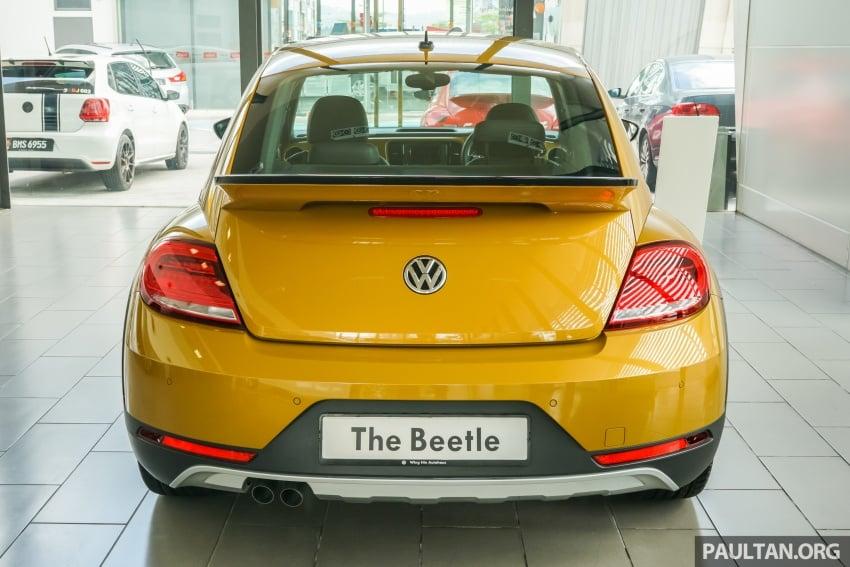 GALLERY: Volkswagen Beetle Dune 1.4 TSI in Malaysia Image #578312
