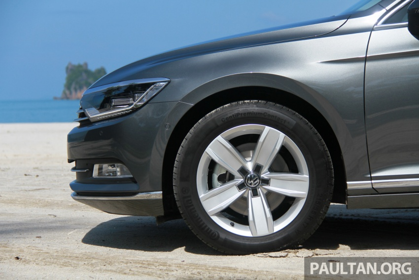 B8 Volkswagen Passat previewed in Malaysia – 1.8L and 2.0L TSI, 3 trim levels, launching this month Image #573305
