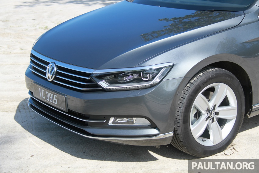 B8 Volkswagen Passat previewed in Malaysia – 1.8L and 2.0L TSI, 3 trim levels, launching this month Image #573307