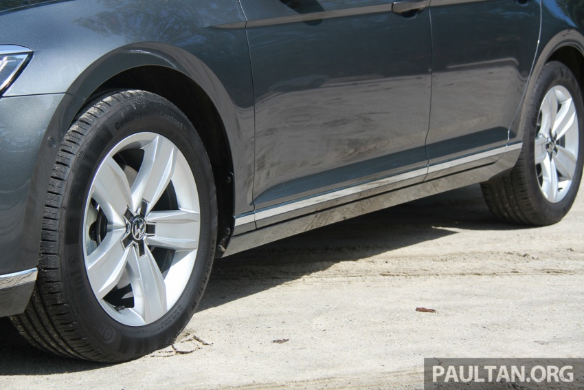 B8 Volkswagen Passat previewed in Malaysia – 1.8L and 2.0L TSI, 3 trim levels, launching this month Image #573309