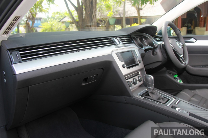 B8 Volkswagen Passat previewed in Malaysia – 1.8L and 2.0L TSI, 3 trim levels, launching this month Image #573335