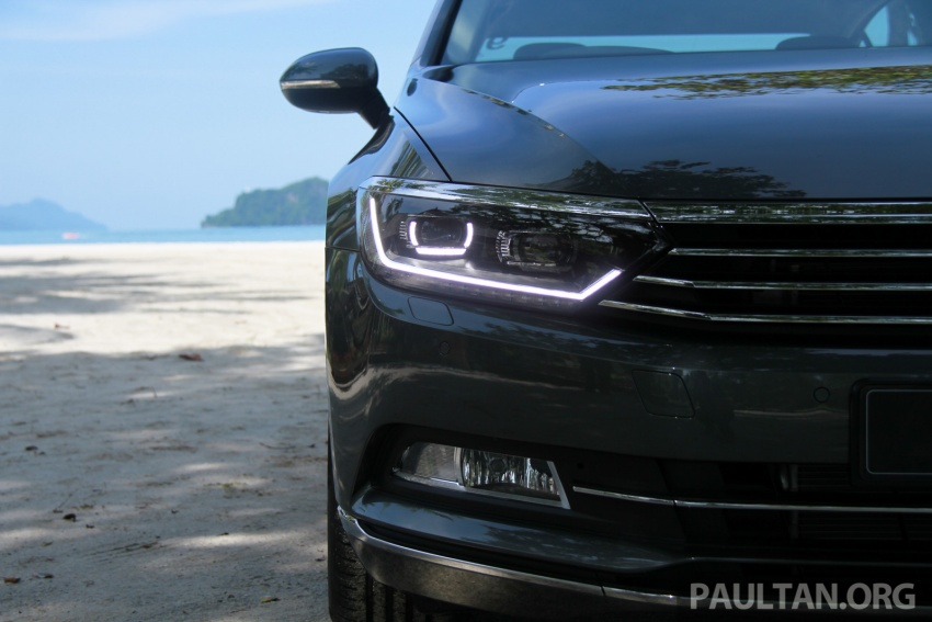B8 Volkswagen Passat previewed in Malaysia – 1.8L and 2.0L TSI, 3 trim levels, launching this month Image #573338