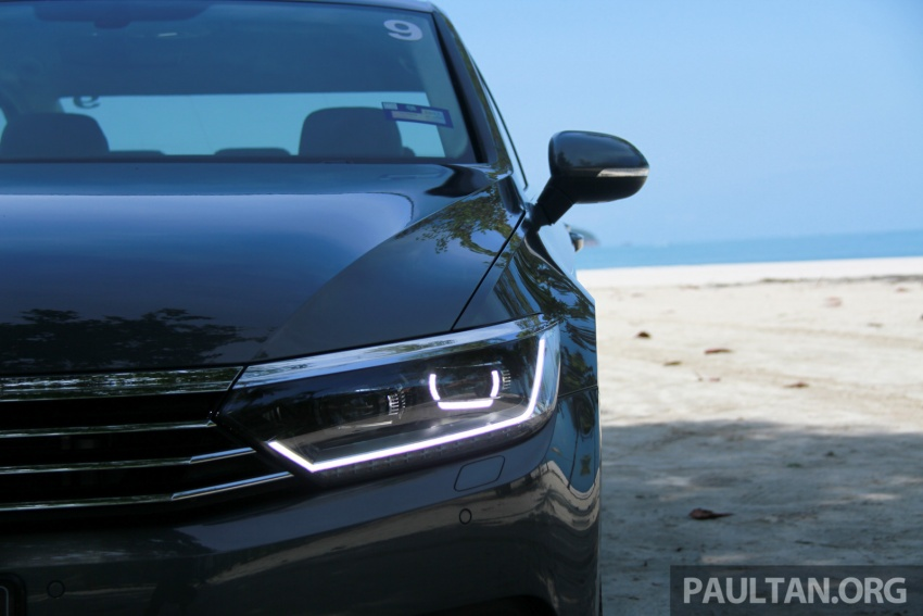 B8 Volkswagen Passat previewed in Malaysia – 1.8L and 2.0L TSI, 3 trim levels, launching this month Image #573339