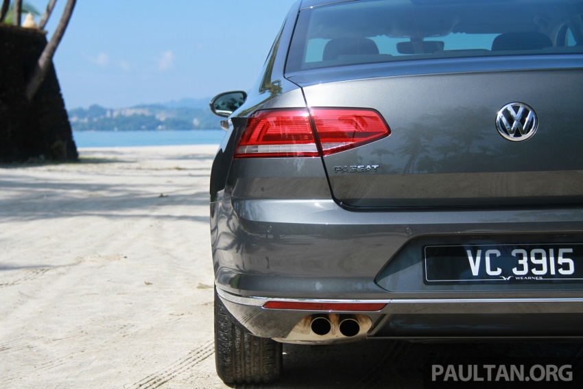 B8 Volkswagen Passat previewed in Malaysia – 1.8L and 2.0L TSI, 3 trim levels, launching this month Image #573302