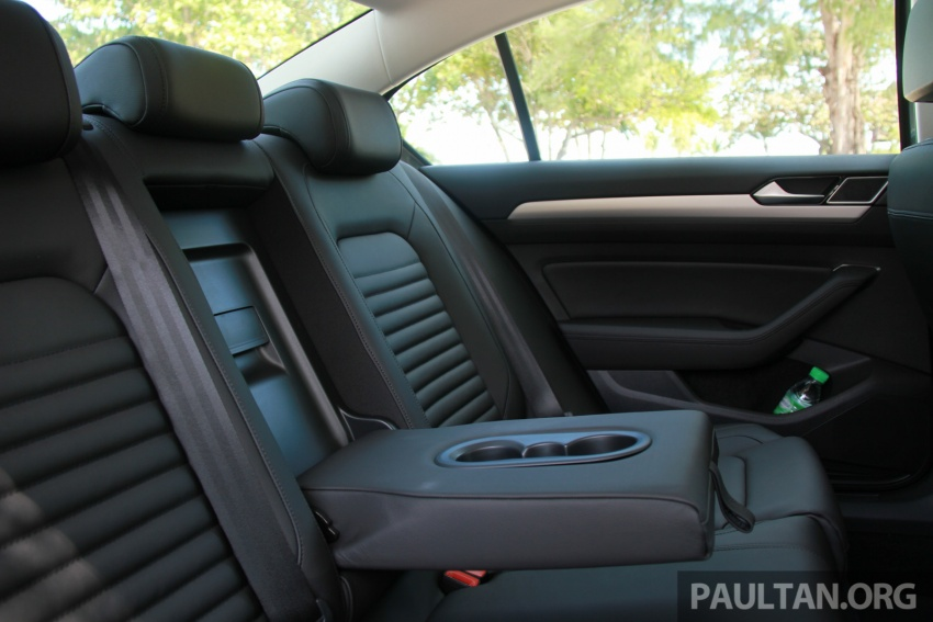 Volkswagen Passat B8 dipertonton awal sebelum pelancaran – pilihan enjin 1.8L dan 2.0L TSI, tiga varian Image #573272