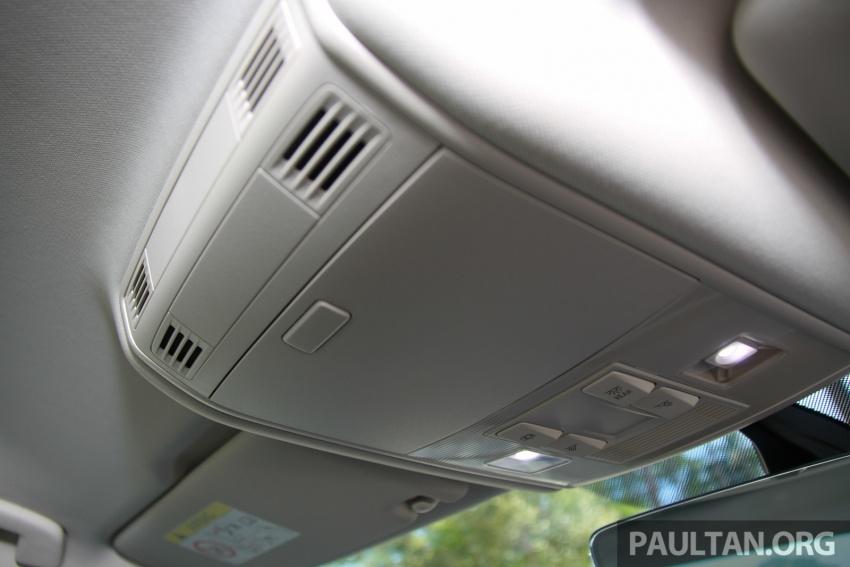 Volkswagen Passat B8 dipertonton awal sebelum pelancaran – pilihan enjin 1.8L dan 2.0L TSI, tiga varian Image #573280