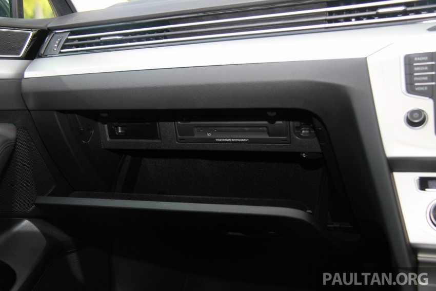 Volkswagen Passat B8 dipertonton awal sebelum pelancaran – pilihan enjin 1.8L dan 2.0L TSI, tiga varian Image #573288