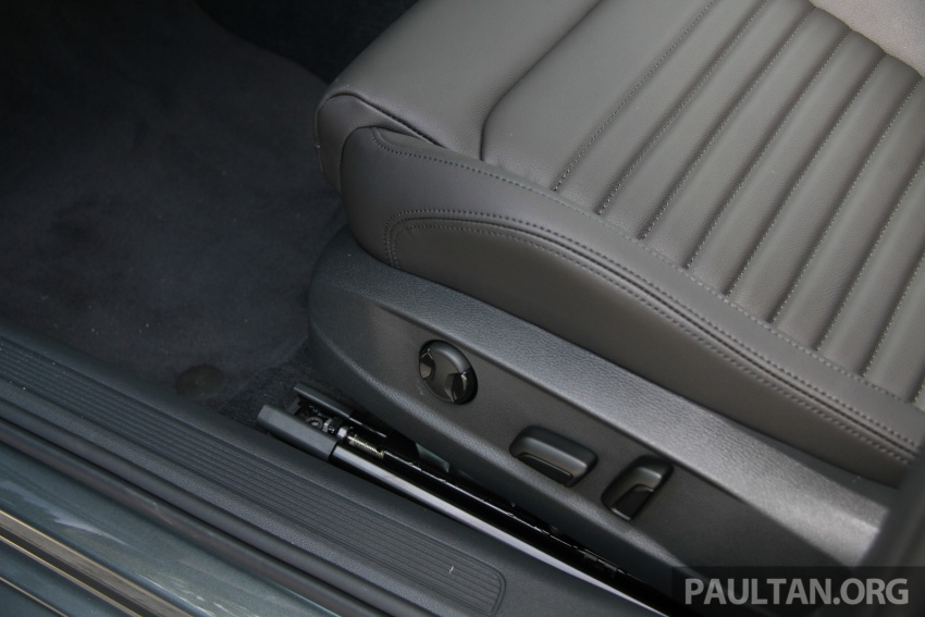 Volkswagen Passat B8 dipertonton awal sebelum pelancaran – pilihan enjin 1.8L dan 2.0L TSI, tiga varian Image #573292