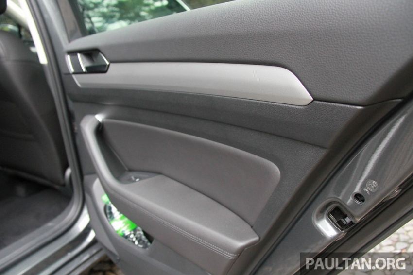 Volkswagen Passat B8 dipertonton awal sebelum pelancaran – pilihan enjin 1.8L dan 2.0L TSI, tiga varian Image #572693