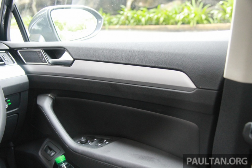Volkswagen Passat B8 dipertonton awal sebelum pelancaran – pilihan enjin 1.8L dan 2.0L TSI, tiga varian Image #572703