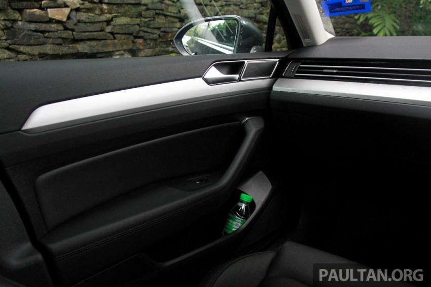 Volkswagen Passat B8 dipertonton awal sebelum pelancaran – pilihan enjin 1.8L dan 2.0L TSI, tiga varian Image #572704