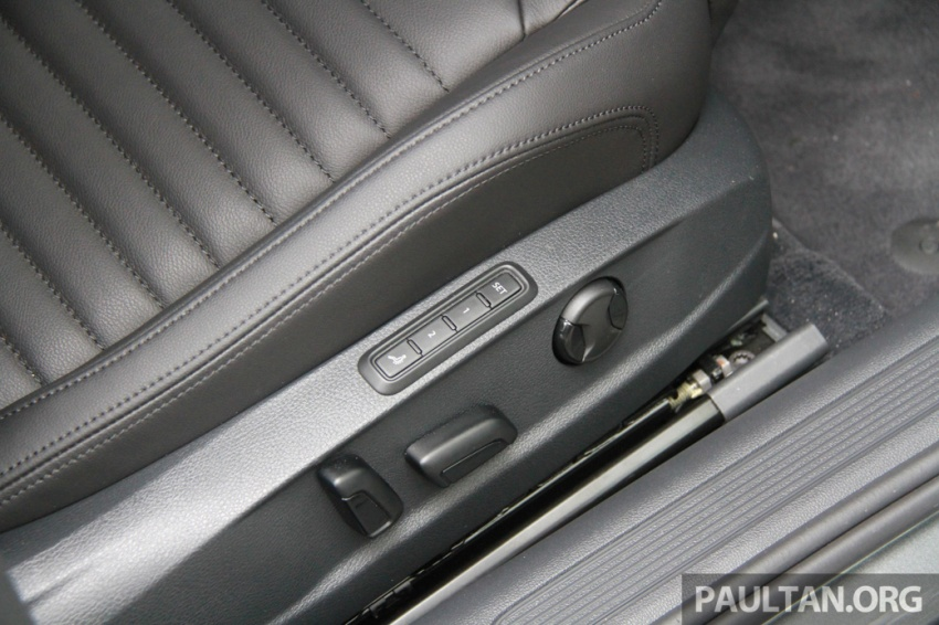Volkswagen Passat B8 dipertonton awal sebelum pelancaran – pilihan enjin 1.8L dan 2.0L TSI, tiga varian Image #572707