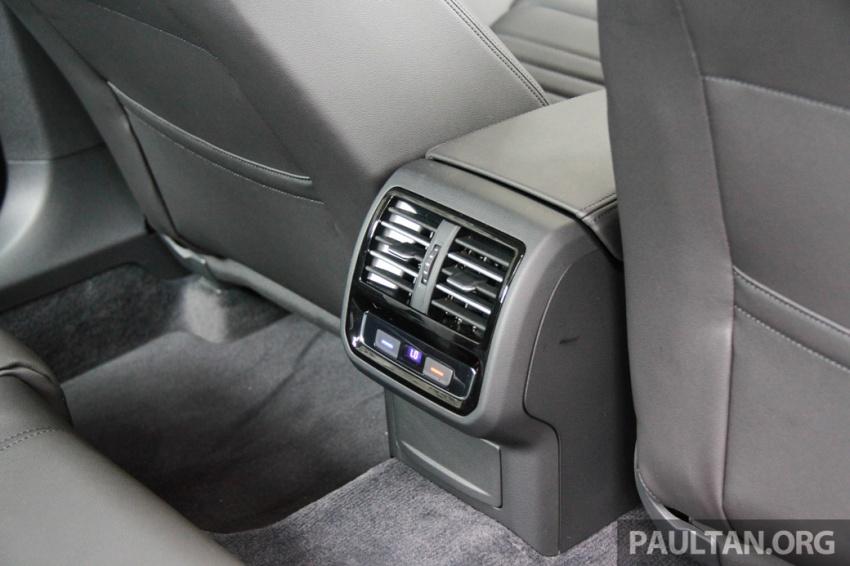 Volkswagen Passat B8 dipertonton awal sebelum pelancaran – pilihan enjin 1.8L dan 2.0L TSI, tiga varian Image #572708