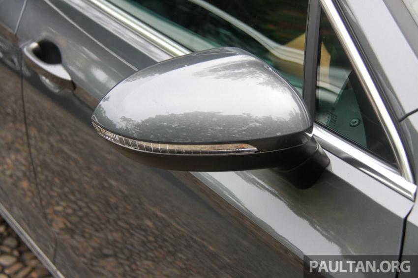 Volkswagen Passat B8 dipertonton awal sebelum pelancaran – pilihan enjin 1.8L dan 2.0L TSI, tiga varian Image #572679