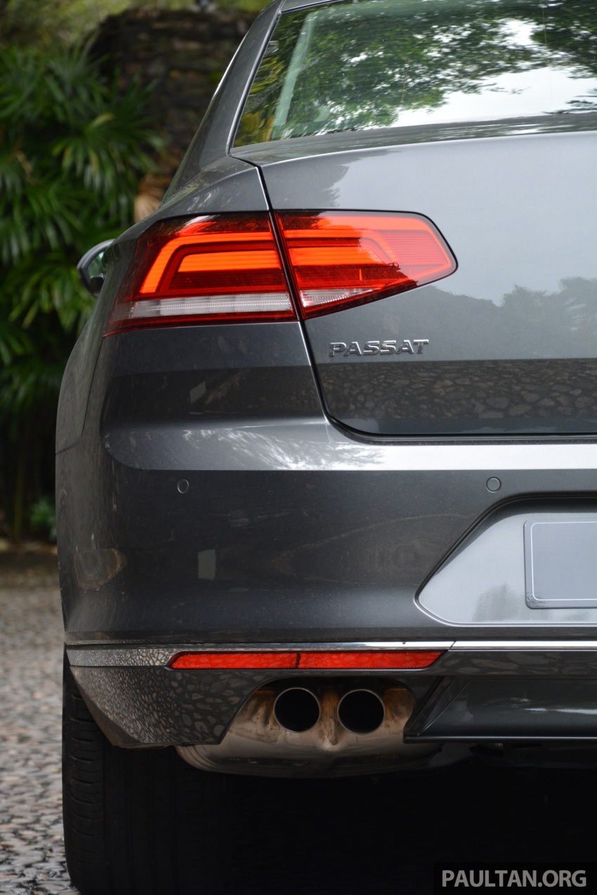 B8 Volkswagen Passat previewed in Malaysia – 1.8L and 2.0L TSI, 3 trim levels, launching this month Image #572721