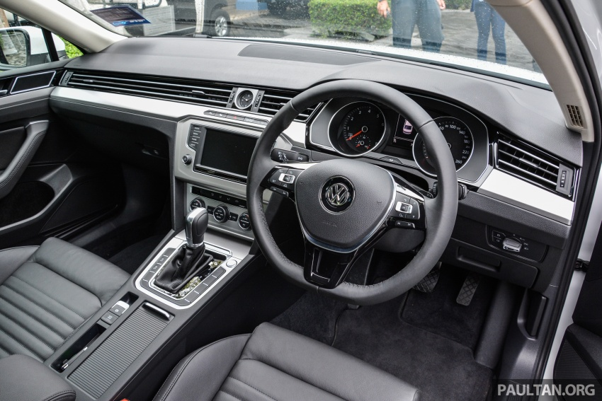 B8 Volkswagen Passat previewed in Malaysia – 1.8L and 2.0L TSI, 3 trim levels, launching this month Image #572723