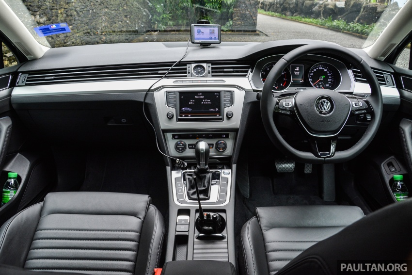B8 Volkswagen Passat previewed in Malaysia – 1.8L and 2.0L TSI, 3 trim levels, launching this month Image #572724