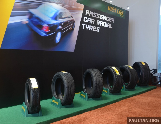 Westlake Tyres Brand Launched In Malaysia To Open Two Concept