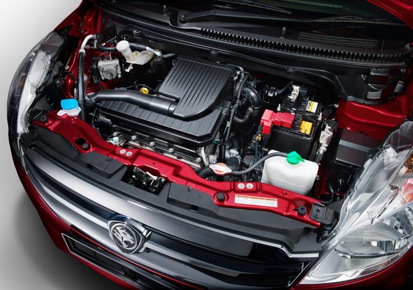 MPV Proton Ertiga dilancarkan – enam-tempat duduk, 1.4 liter VVT, harga bermula RM58,800 – RM64,800 Image #584163