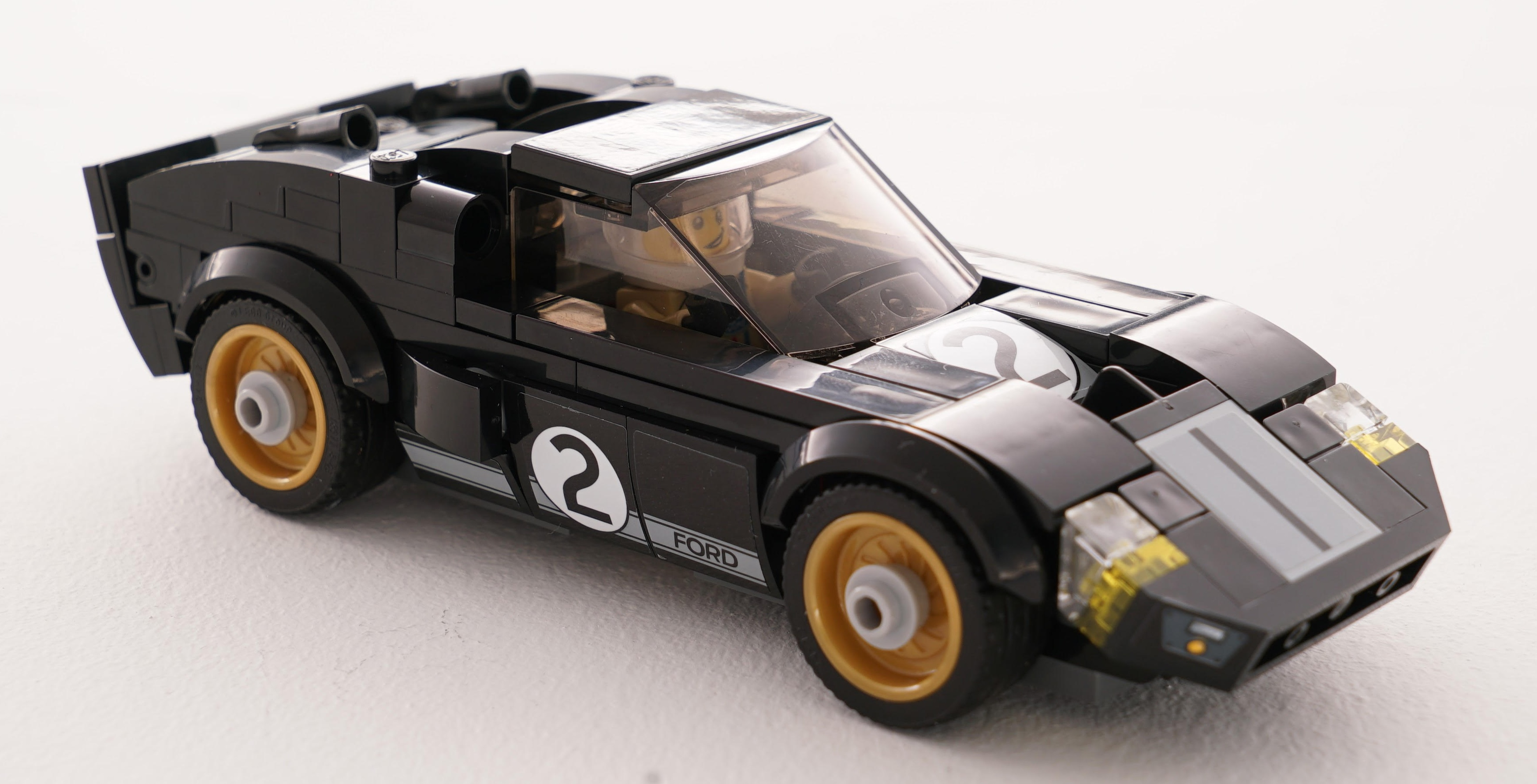 Ford GT and GT40 – Le Mans heritage, in Lego form Paul Tan ...