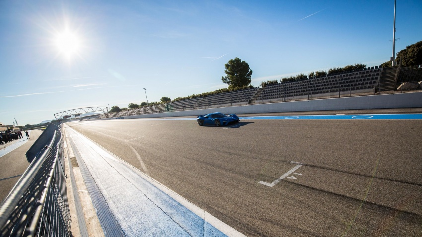 NextEV Nio EP9 unveiled – 1,341 hp, 0-200 km/h in 7.1 seconds, 3G cornering, claims fastest EV 'Ring time Image #583051