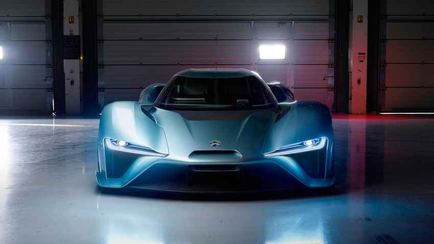 NextEV Nio EP9 unveiled – 1,341 hp, 0-200 km/h in 7.1 seconds, 3G cornering, claims fastest EV 'Ring time Image #583021