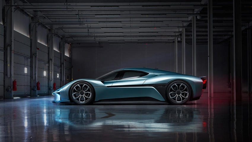 NextEV Nio EP9 unveiled – 1,341 hp, 0-200 km/h in 7.1 seconds, 3G cornering, claims fastest EV 'Ring time Image #583022