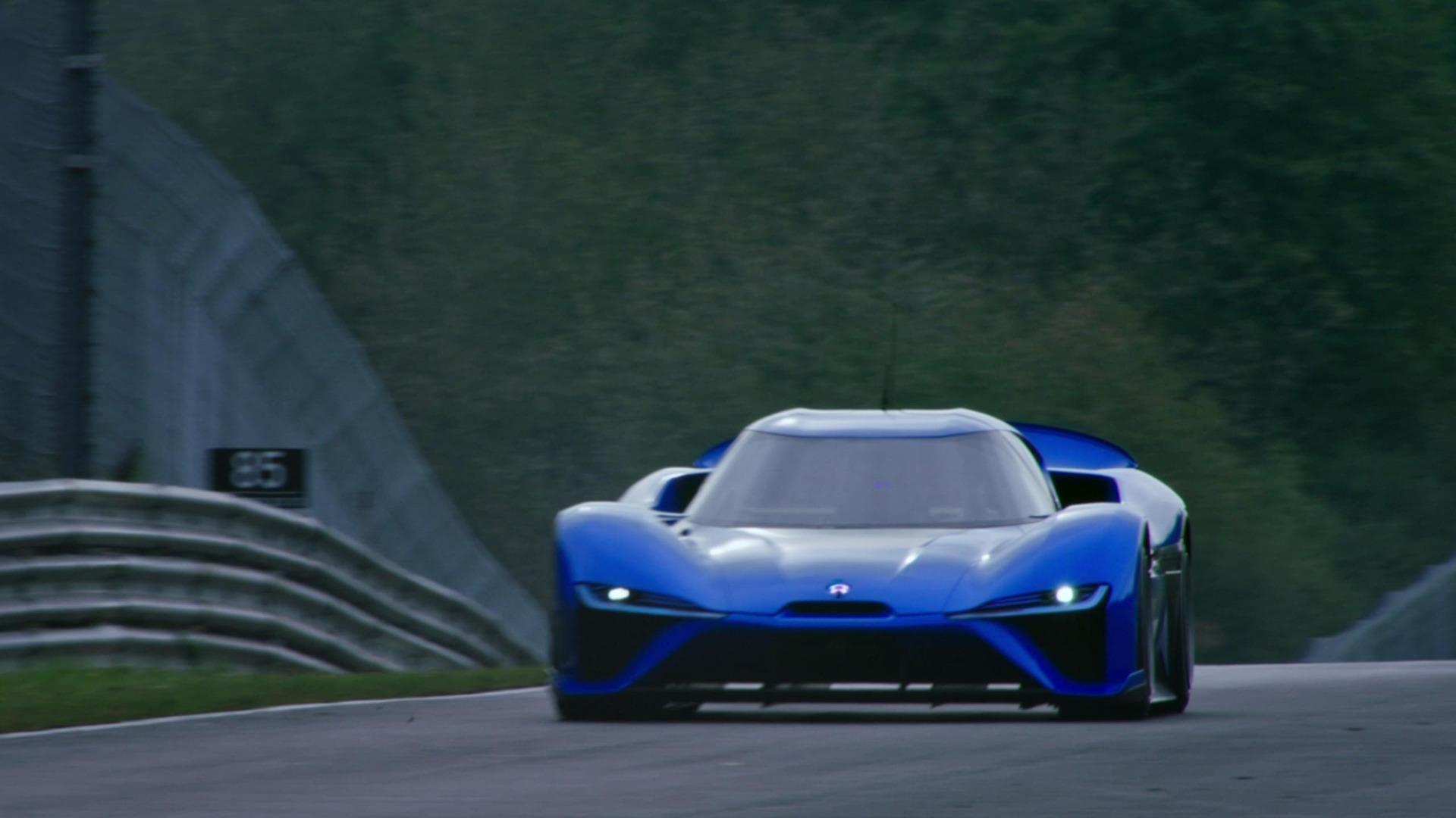 nextev nio ep9 unveiled 1 341 hp 0 200 km h in 7 1 seconds 3g cornering claims fastest ev. Black Bedroom Furniture Sets. Home Design Ideas