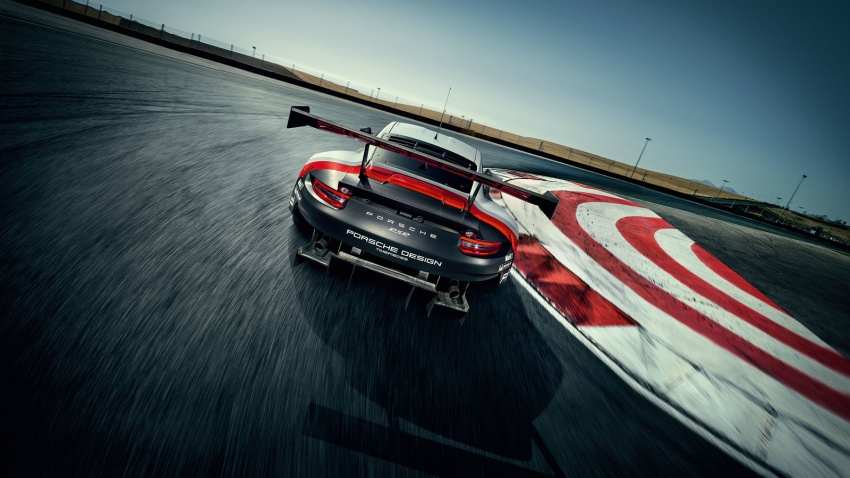 2017 Porsche 911 RSR – race car is now mid-engined Image #580979