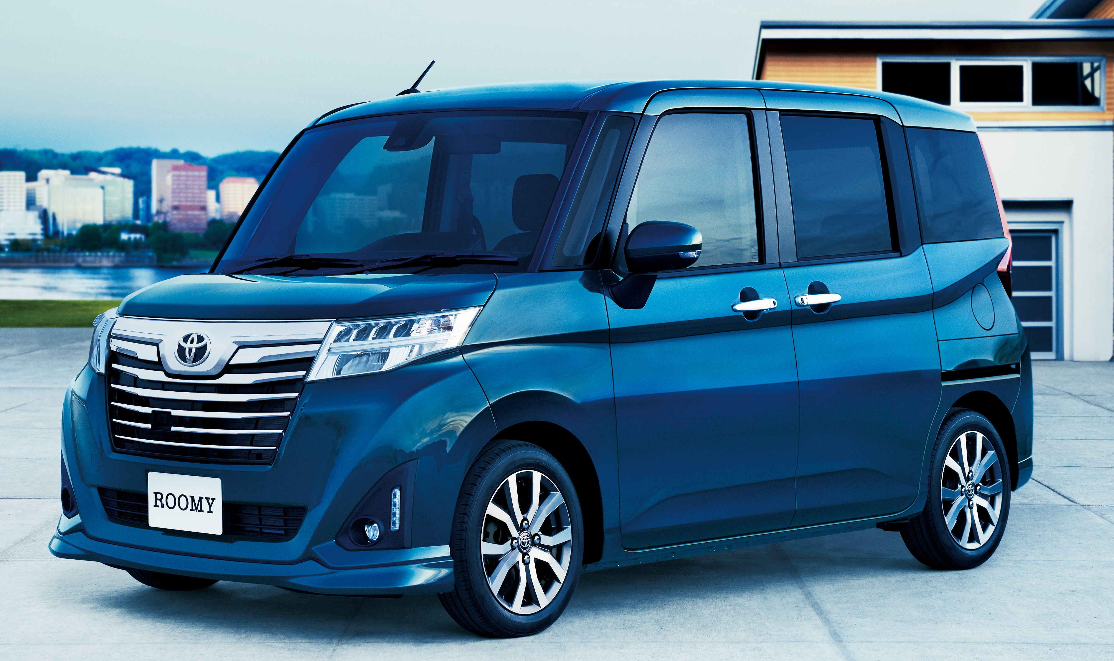 Toyota Roomy And Tank Minivans Launched In Japan Paul Tan