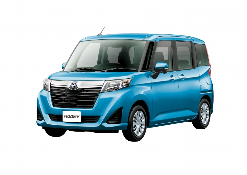 Innovative  And Tank Minivans  Toyota Recently Launched Two New Minivans