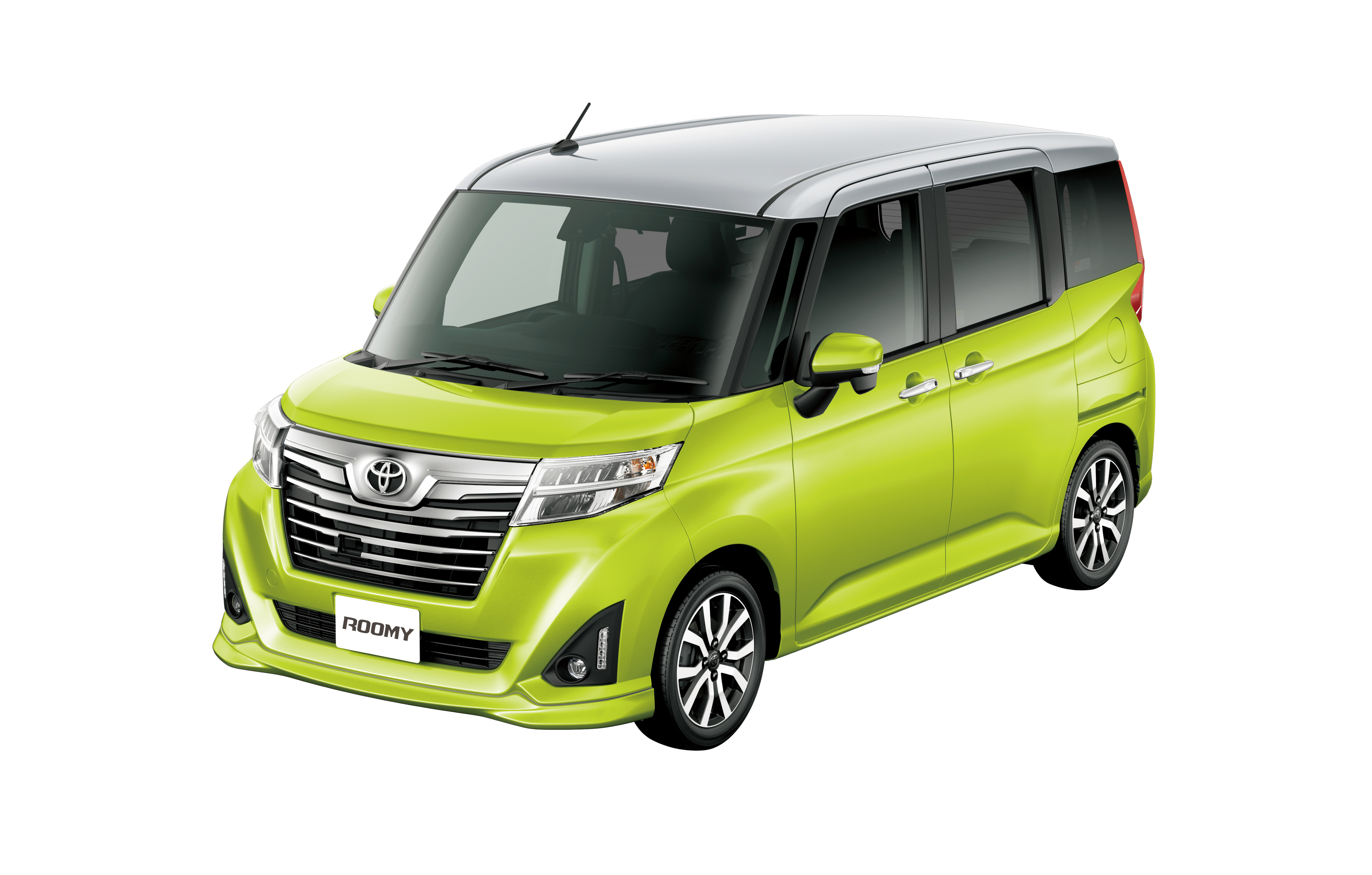 Awesome Back To Story Toyota Roomy And Tank Minivans Launched In Japan