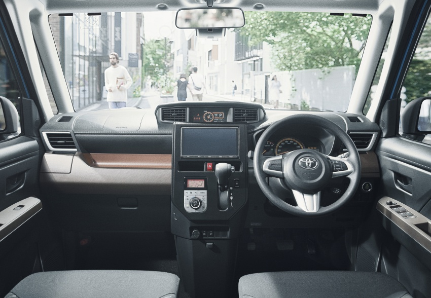 Brilliant Back To Story Toyota Roomy And Tank Minivans Launched In Japan