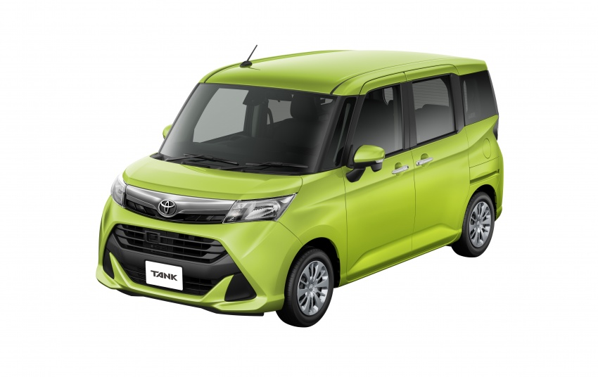 Wonderful Toyota Launches TankLike Minivan For Sale  Ackerman Toyota