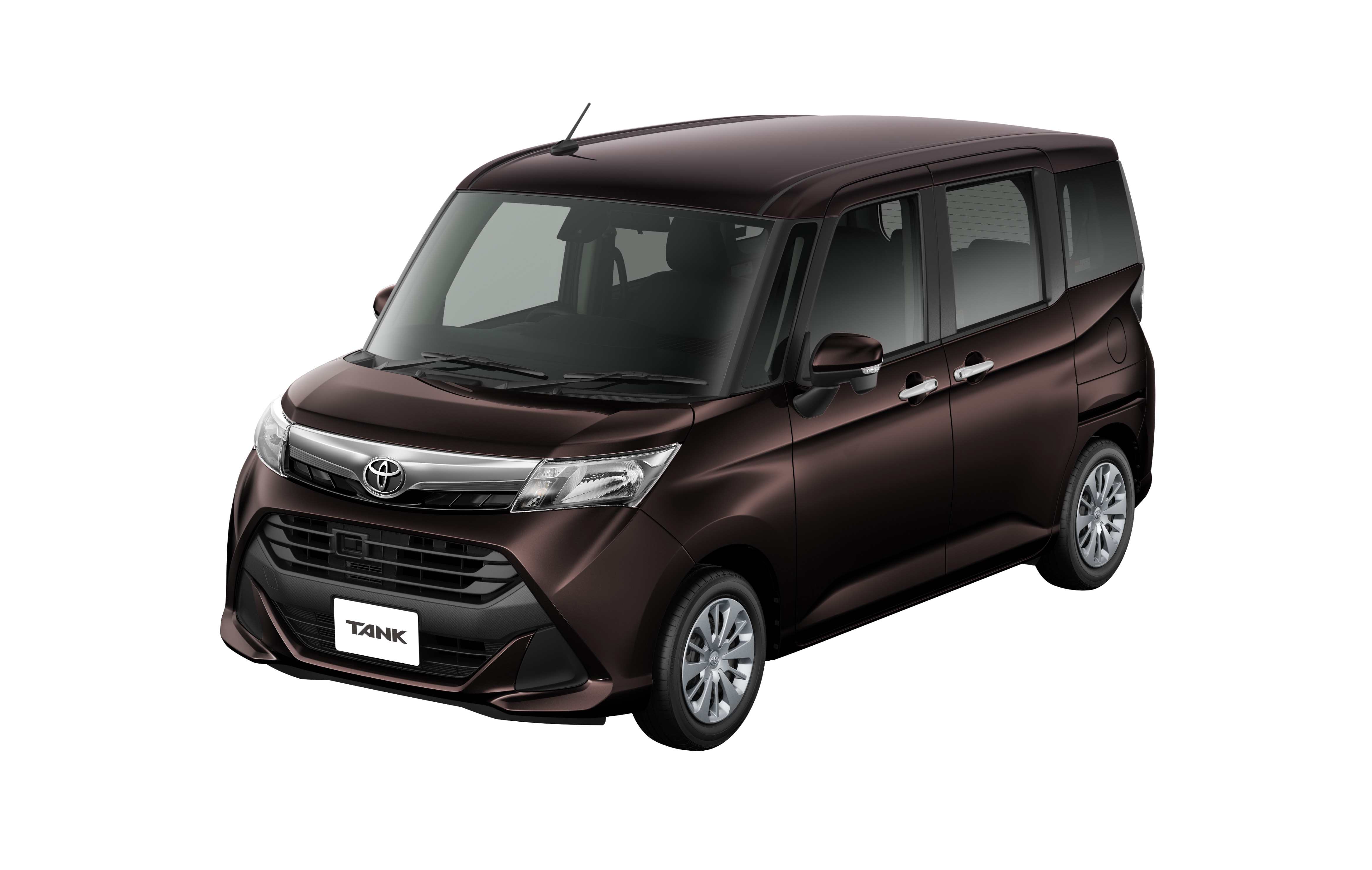 Excellent Back To Story Toyota Roomy And Tank Minivans Launched In Japan
