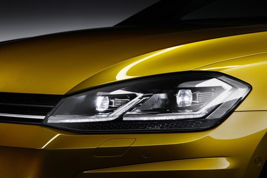 Volkswagen Golf facelift unveiled – Mk7 gets revamped Image #577667