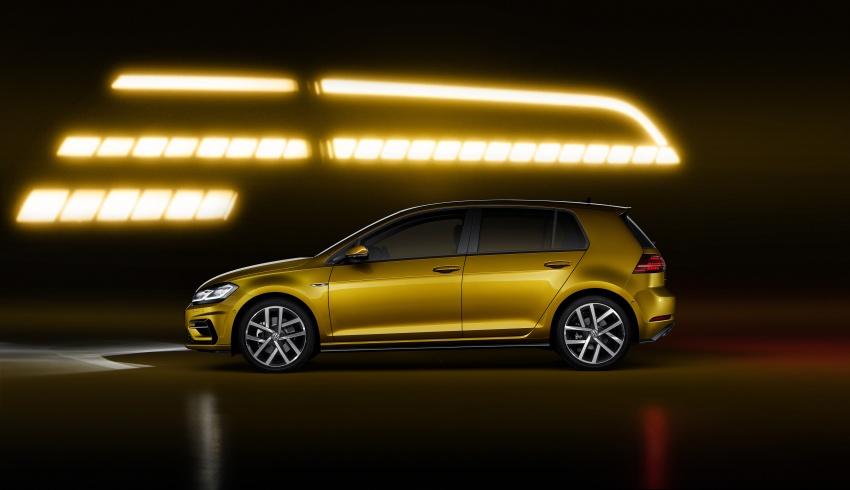 Volkswagen Golf facelift unveiled – Mk7 gets revamped Image #577676