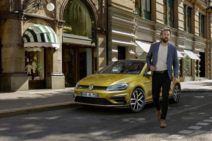 Volkswagen Golf facelift unveiled – Mk7 gets revamped Image #577678