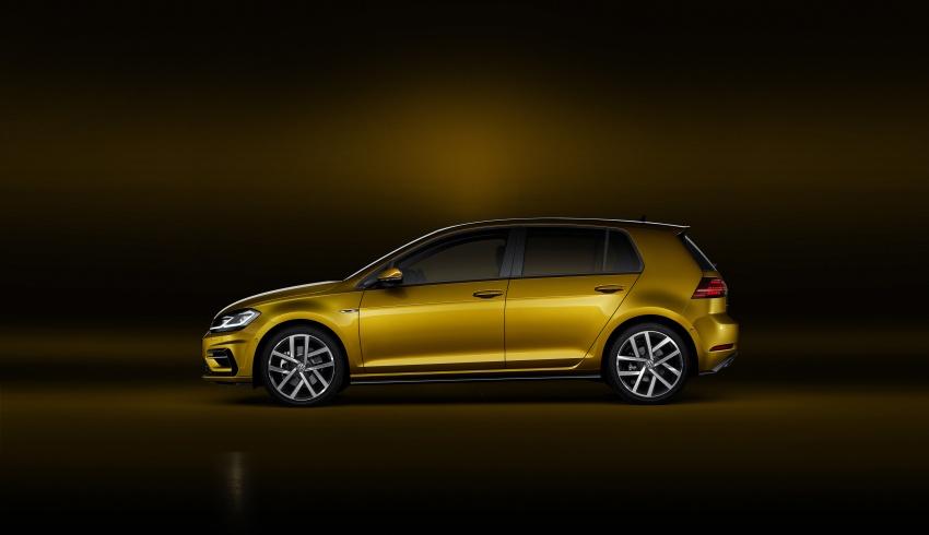 Volkswagen Golf facelift unveiled – Mk7 gets revamped Image #577679
