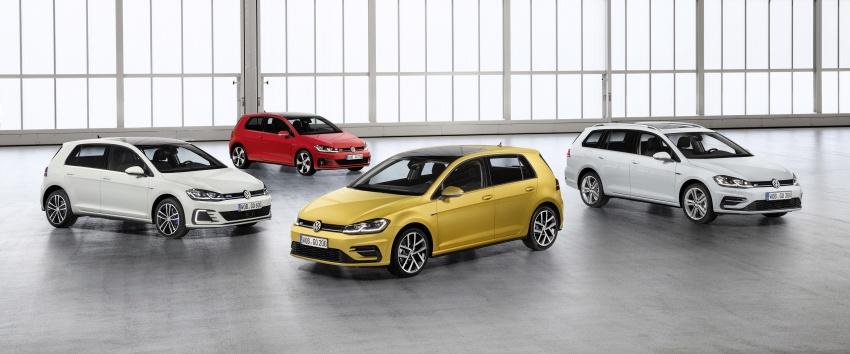 Volkswagen Golf facelift unveiled – Mk7 gets revamped Image #577693